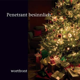 Wortfront Penetrant Besinnlich Cd Cover