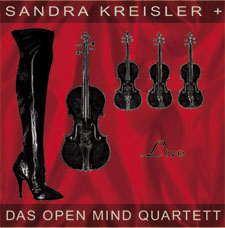 Open Mind Quartett Cd Cover